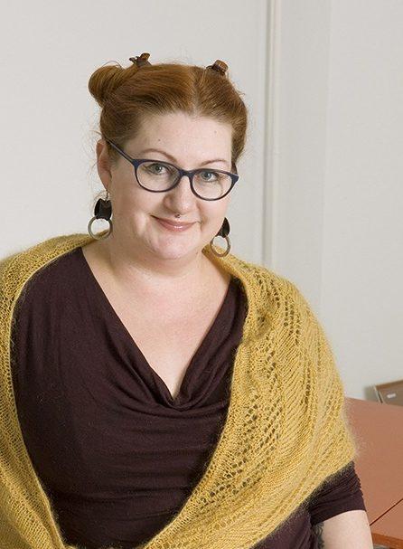 Eija Saarikivi, vapaaehtoistoiminnan koordinaattori