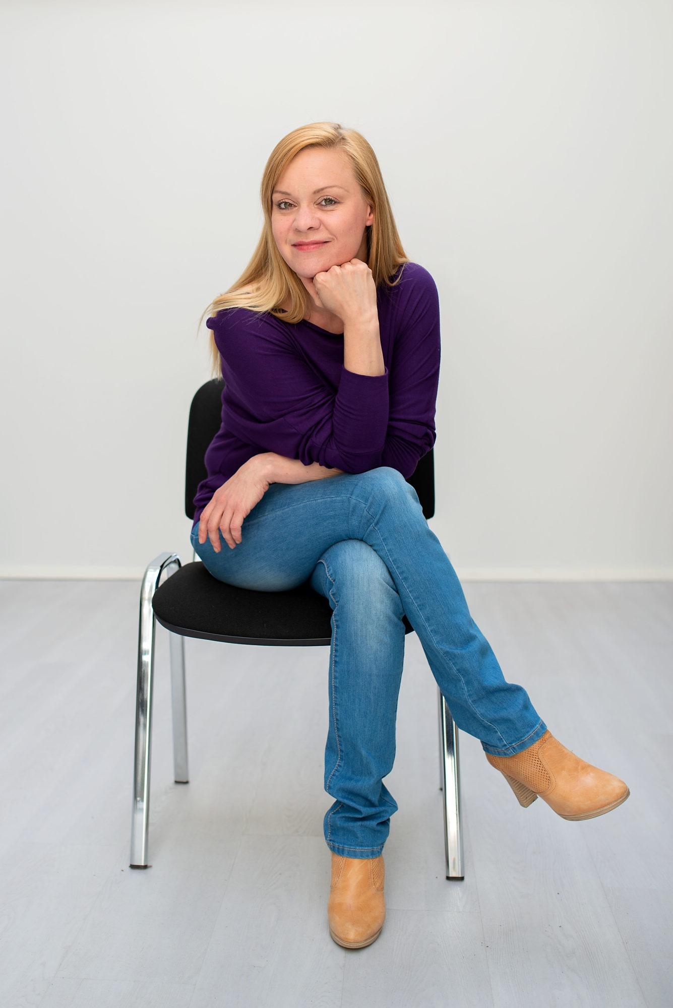 Elisa Jyllikoski, Stepping- hanke, hankepäällikkö
