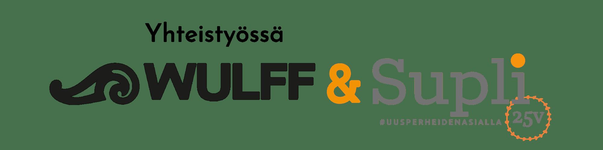 Yhteistyössä Wulff ja Supli