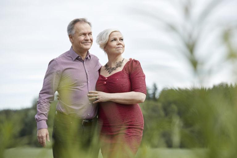 Miia ja Timo Merikallio #suplibloggaa