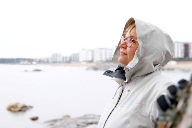 Kirsi Heikinheimo: Kuva Mikko Käkelä
