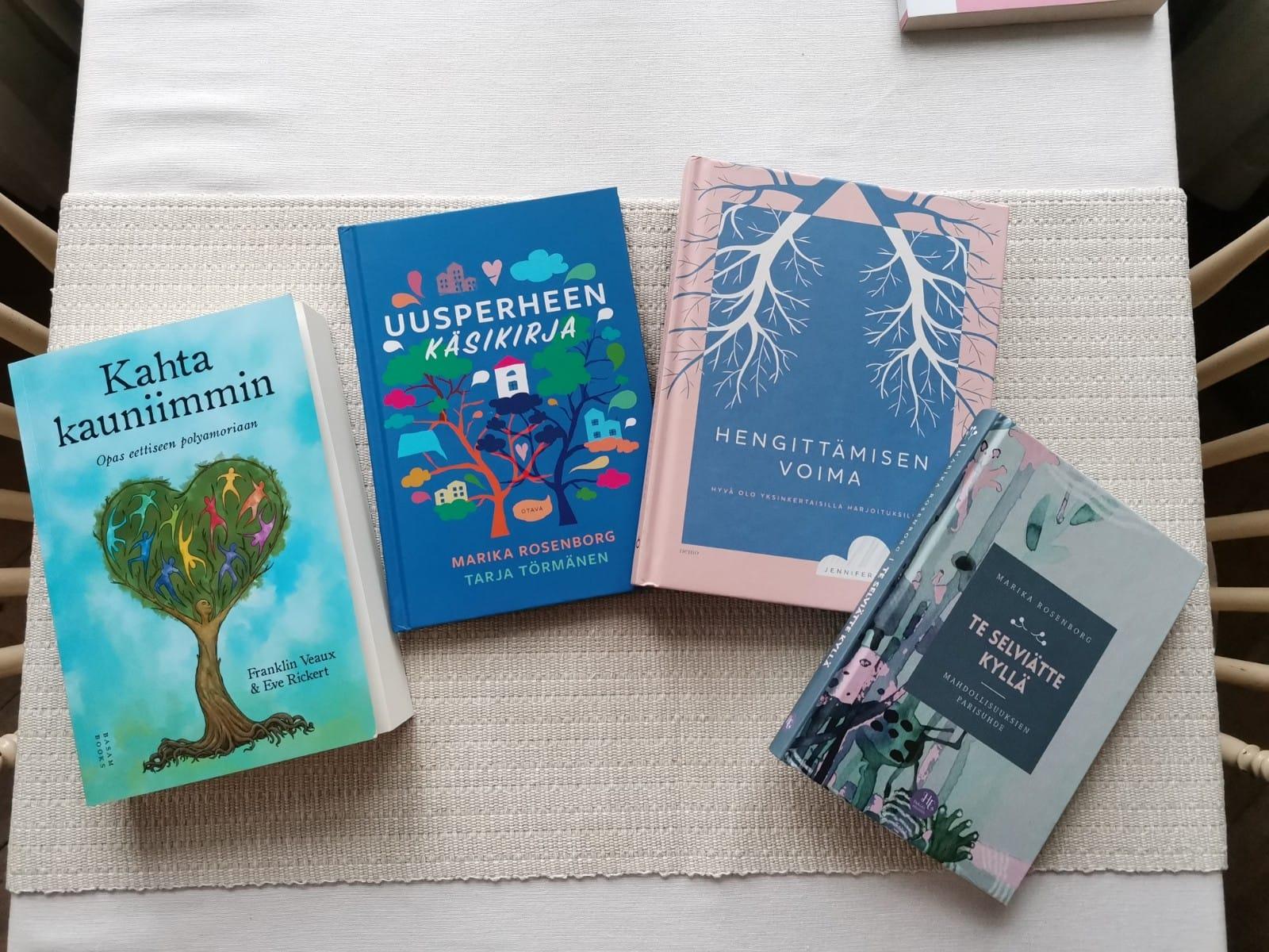 Lähikuvia kirjalistan kirjoista